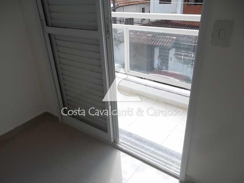 12 qto 2 - Casa à venda Rua Clemente Falcão,Tijuca, Rio de Janeiro - R$ 700.000 - TJCA20008 - 14