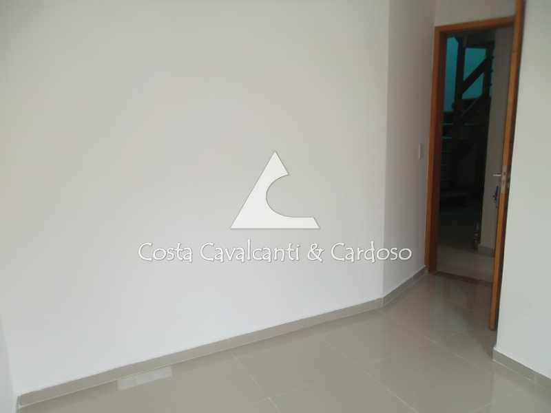 13 qt 2 - Casa à venda Rua Clemente Falcão,Tijuca, Rio de Janeiro - R$ 700.000 - TJCA20008 - 15