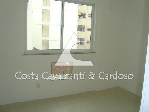 10 - Apartamento Rua Barão de Pirassinunga,Tijuca, Rio de Janeiro, RJ À Venda, 2 Quartos, 106m² - CA20003 - 11