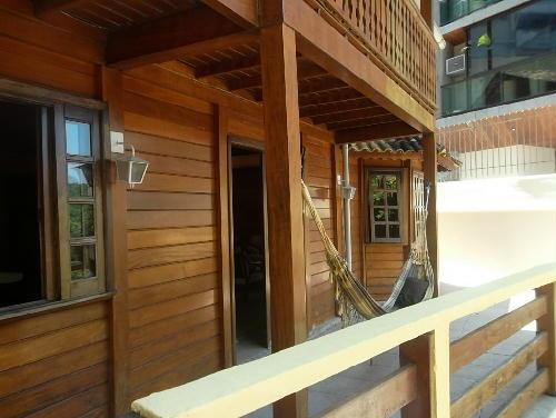 FOTO1 - Casa à venda Rua Sacopa,Lagoa, Rio de Janeiro - R$ 3.950.000 - CR40023 - 3