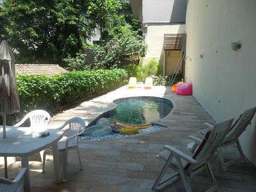 FOTO32 - Casa à venda Rua Sacopa,Lagoa, Rio de Janeiro - R$ 3.950.000 - CR40023 - 27