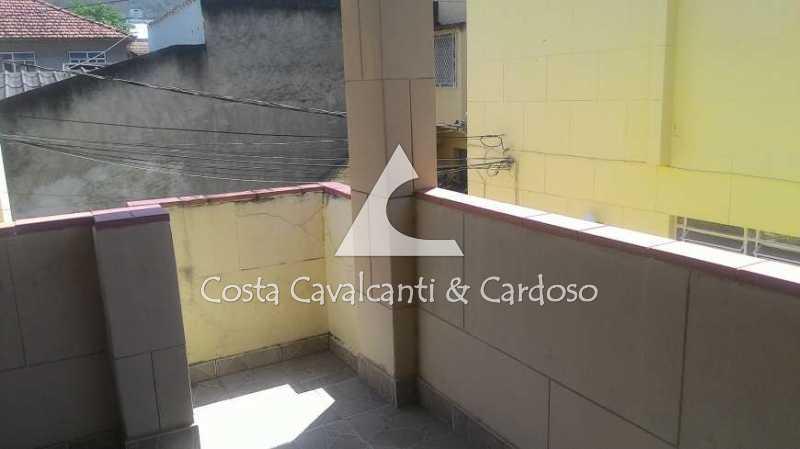 4a245c3caeb18be66d393c31fbda81 - Casa à venda Rua Professor Valadares,Grajaú, Rio de Janeiro - R$ 950.000 - CR50018 - 5