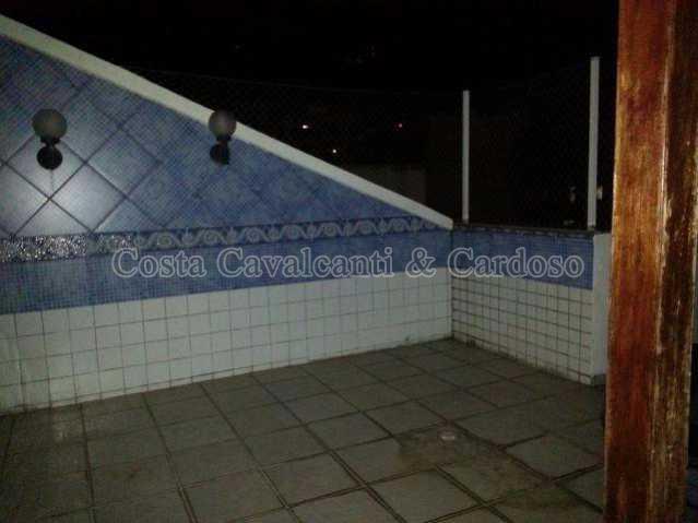 023516019649763 - Cobertura à venda Rua Alzira Brandão,Tijuca, Rio de Janeiro - R$ 1.000.000 - TJCO30001 - 8