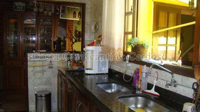 09 - Casa à venda Rua Imbui,Tanque, Rio de Janeiro - R$ 795.000 - TJCA40001 - 10