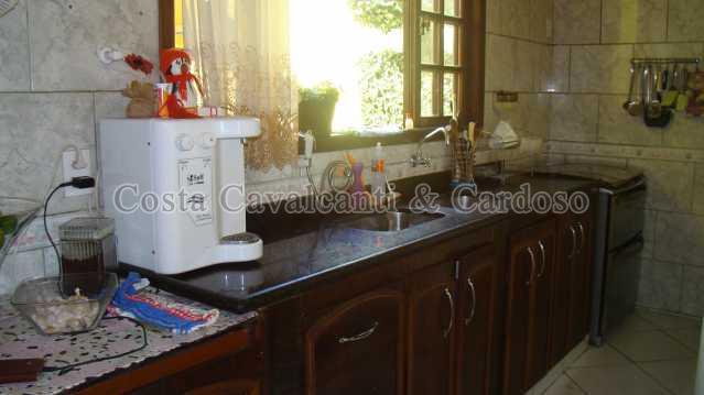 11 - Casa à venda Rua Imbui,Tanque, Rio de Janeiro - R$ 795.000 - TJCA40001 - 12