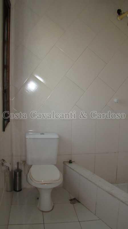 13 - Casa à venda Rua Imbui,Tanque, Rio de Janeiro - R$ 795.000 - TJCA40001 - 14