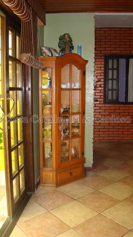 23 - Casa à venda Rua Imbui,Tanque, Rio de Janeiro - R$ 795.000 - TJCA40001 - 23