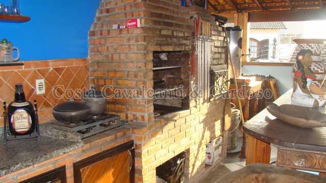 26 - Casa à venda Rua Imbui,Tanque, Rio de Janeiro - R$ 795.000 - TJCA40001 - 26