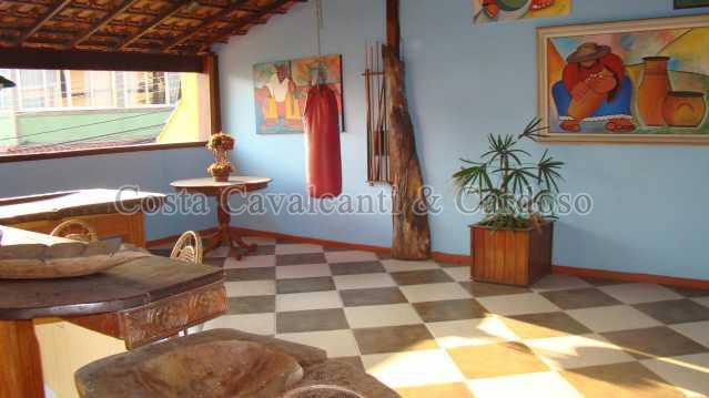 27 - Casa à venda Rua Imbui,Tanque, Rio de Janeiro - R$ 795.000 - TJCA40001 - 27