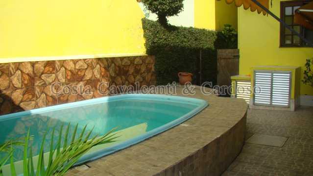 30 - Casa à venda Rua Imbui,Tanque, Rio de Janeiro - R$ 795.000 - TJCA40001 - 29