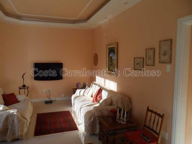 SAM_2632 - Apartamento Rua Tonelero,Copacabana,Rio de Janeiro,RJ À Venda,3 Quartos,142m² - TJAP30213 - 3