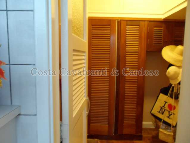 SAM_2670 - Apartamento Rua Tonelero,Copacabana,Rio de Janeiro,RJ À Venda,3 Quartos,142m² - TJAP30213 - 15