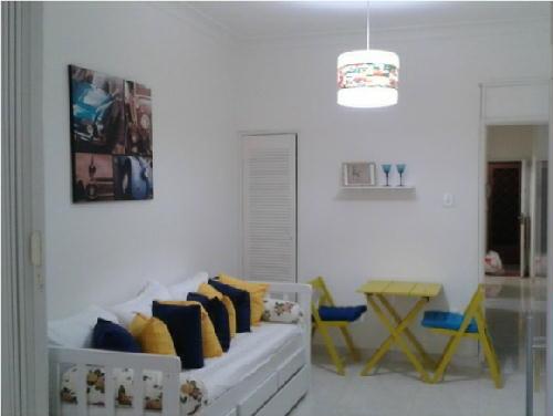 FOTO1 - Excelente quarto e sala em Copacabana. - GA10118 - 1
