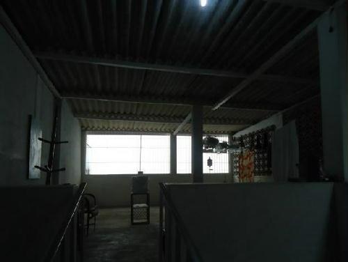 FOTO3 - Casa de vila em Botafogo. Duplex. - GACA30005 - 5