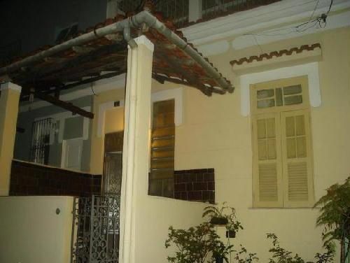FOTO8 - Casa de vila em Botafogo. Duplex. - GACA30005 - 9