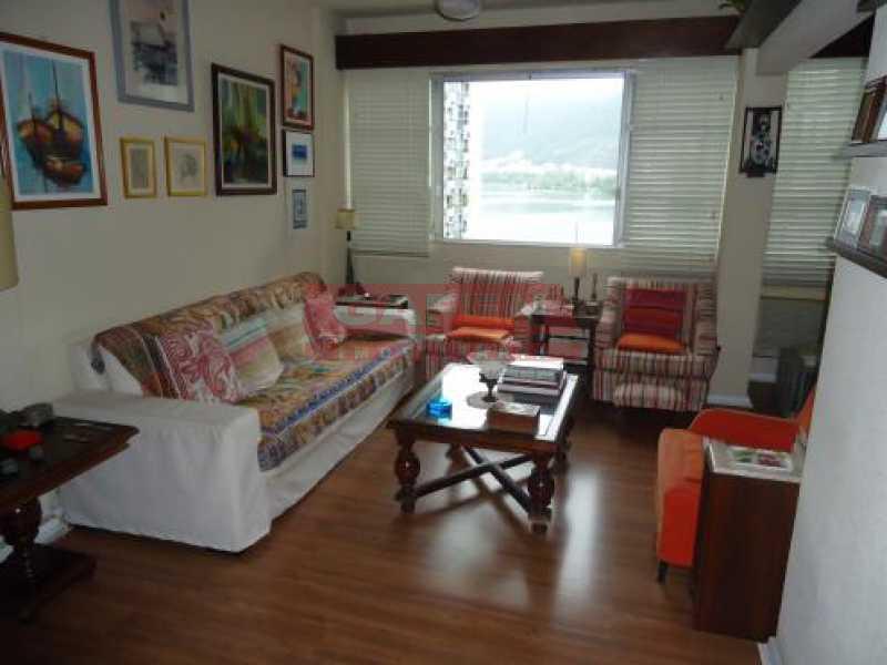 02 - Excelente apartamento na Lagoa. Com vista. - GAAP30117 - 13