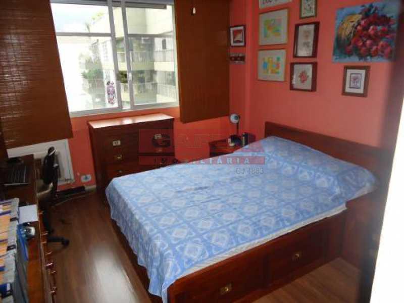 05 - Excelente apartamento na Lagoa. Com vista. - GAAP30117 - 16