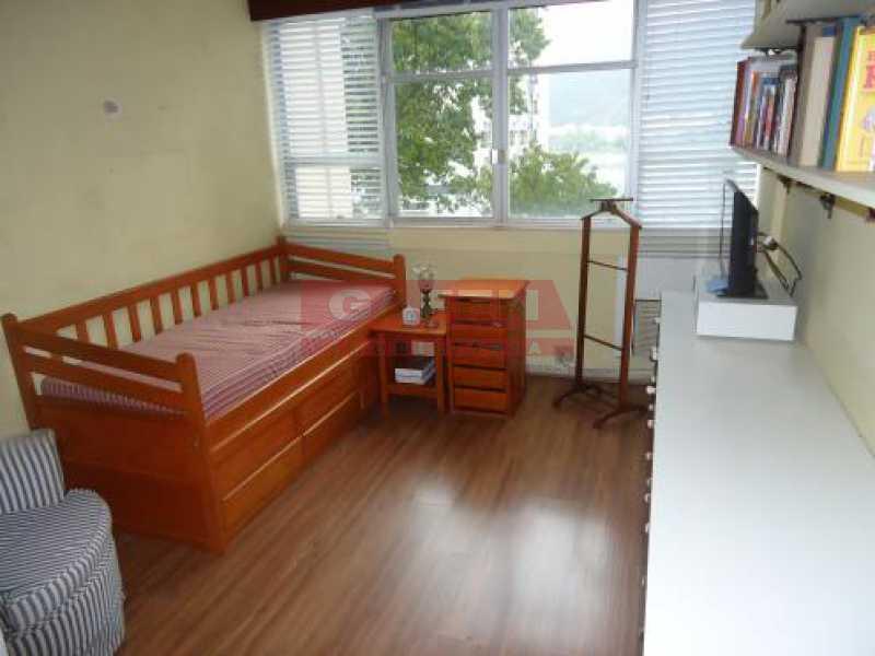 06 - Excelente apartamento na Lagoa. Com vista. - GAAP30117 - 17