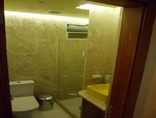 FOTO11 - Excelente quarto e sala. Flamengo. Quadra da praia. Mobiliado e reformado. - GA10268 - 12