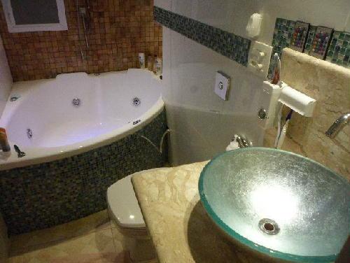 FOTO12 - Excelente quarto e sala. Flamengo. Quadra da praia. Mobiliado e reformado. - GA10268 - 13