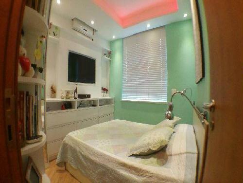 FOTO7 - Excelente quarto e sala. Flamengo. Quadra da praia. Mobiliado e reformado. - GA10268 - 8