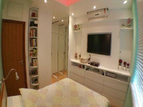 FOTO8 - Excelente quarto e sala. Flamengo. Quadra da praia. Mobiliado e reformado. - GA10268 - 9