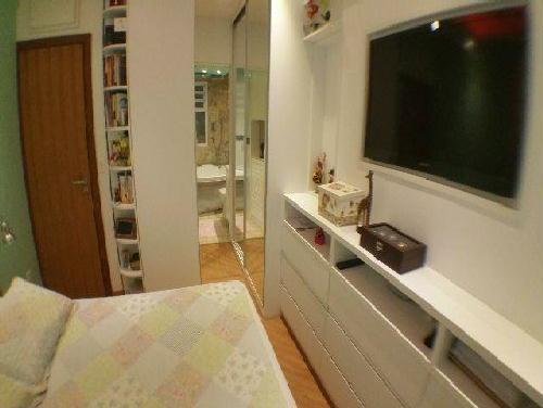 FOTO9 - Excelente quarto e sala. Flamengo. Quadra da praia. Mobiliado e reformado. - GA10268 - 10