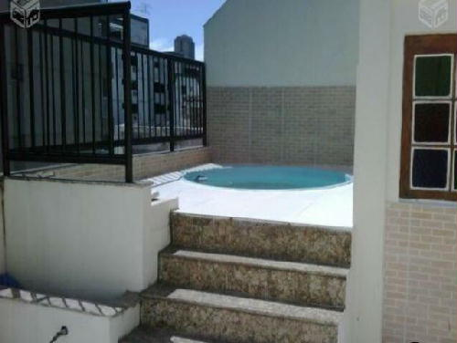 FOTO5 - Cobertura duplex em Botafogo. Com piscina. - GACO10007 - 1