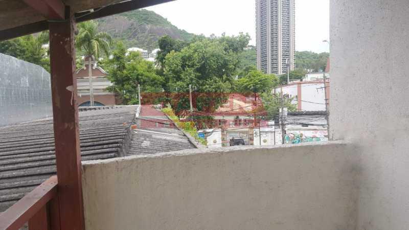 Casa 1 - Casa de Vila 2 quartos à venda Botafogo, Rio de Janeiro - R$ 447.000 - GACV20001 - 1