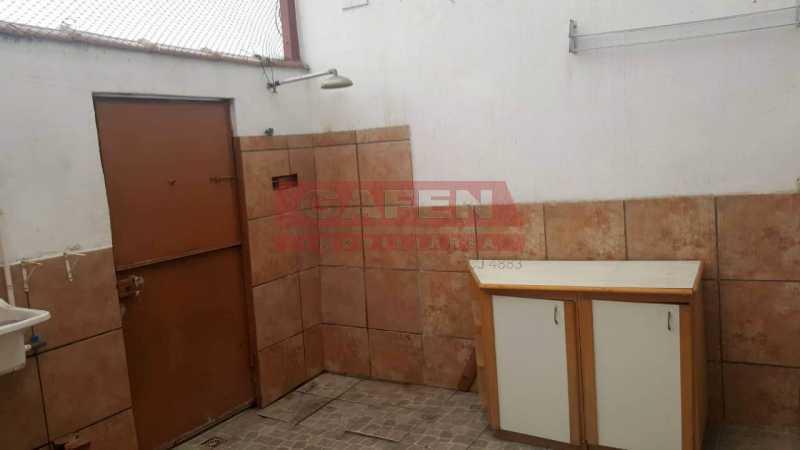 Casa 19 - Casa de Vila 2 quartos à venda Botafogo, Rio de Janeiro - R$ 447.000 - GACV20001 - 20