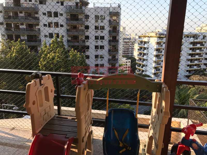 IMG-20170918-WA0031 - Casa em Condominio À VENDA, Tijuca, Rio de Janeiro, RJ - GACN30001 - 17