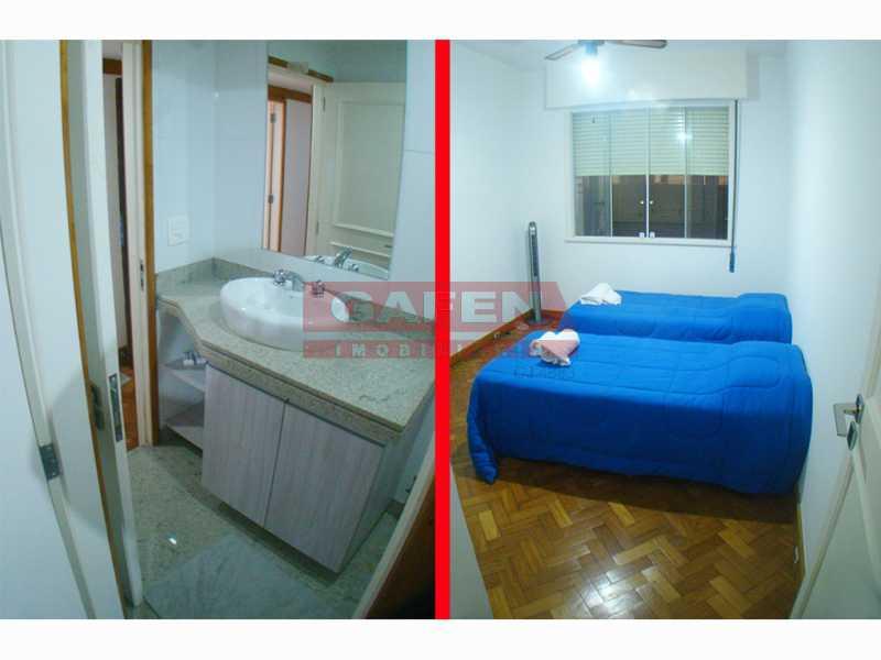 Quarto-banheiro-canadense - Apartamento 4 quartos para venda e aluguel Ipanema, Rio de Janeiro - R$ 3.999.900 - GAAP40071 - 31