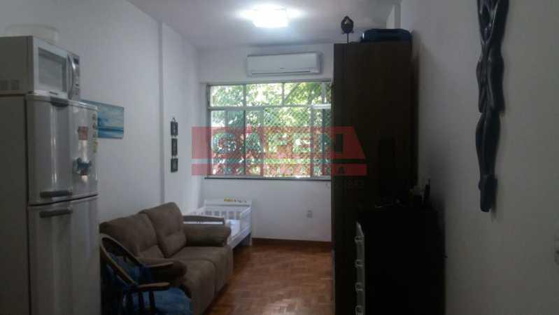a - Kitnet/Conjugado 23m² à venda Rua Saint Roman,Ipanema, Rio de Janeiro - R$ 510.000 - GAKI00036 - 1