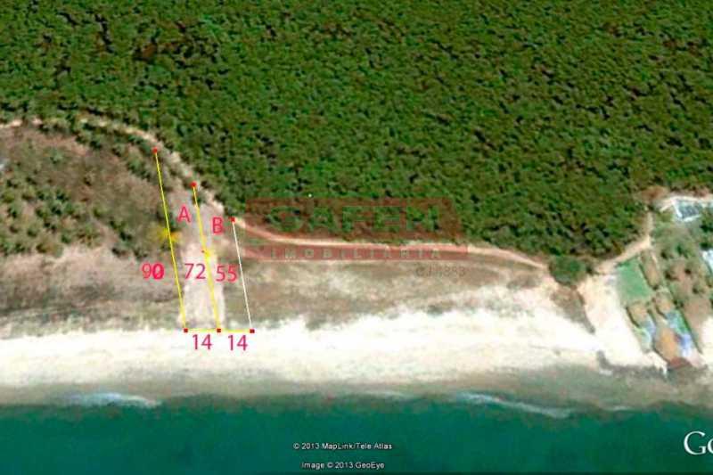Planta 23A e 23B - Terreno À Venda - PRAIA DE MAMUCUBINHA - Tamandaré - PE - GAGL00001 - 4