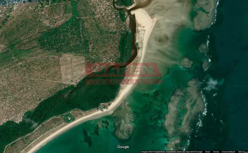 Imagem aérea - Terreno À Venda - PRAIA DE MAMUCUBINHA - Tamandaré - PE - GAGL00001 - 1