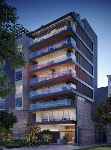 mozak_ep-09-fachada-noturna_lr - Apartamento á venda na Lagoa. - GAAP40086 - 1