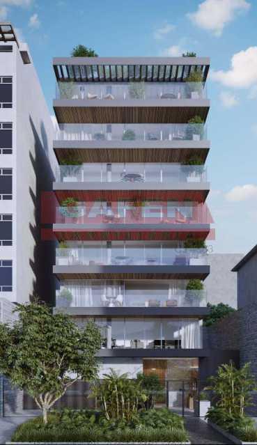 mozak_ep-10-fachada_lr01 - Apartamento á venda na Lagoa. - GAAP40086 - 3