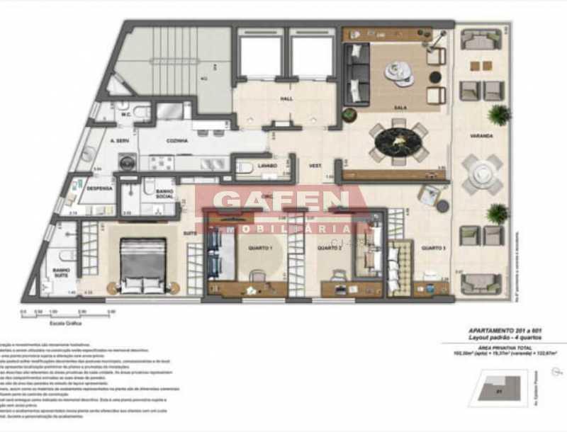 apto-201-a-601-4-quartos-642x4 - Apartamento á venda na Lagoa. - GAAP40086 - 10