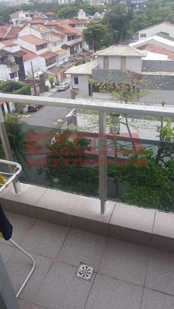 barra 3 - Apartamento Barra da Tijuca,Rio de Janeiro,RJ À Venda,4 Quartos,186m² - GAAP40091 - 1
