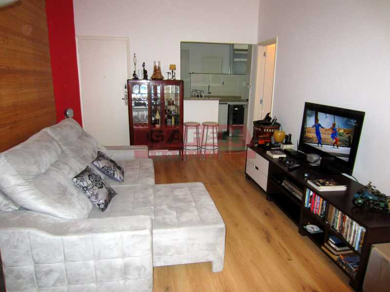 02 Living dinning room - OPORTUNIDADE NO LEBLON - GAAP20278 - 3