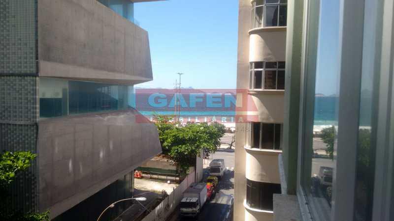 4e0ed28b-5674-4586-b328-60fd35 - Vista mar. Excelente conjugado em Copacabana. Posto 5. - GAKI10071 - 3