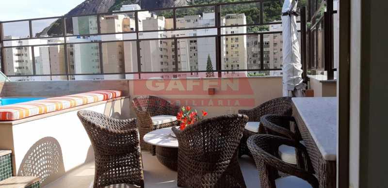 WhatsApp Image 2019-04-10 at 1 - Maravilhosa cobetura duplex em Copacabana. - GACO40025 - 1