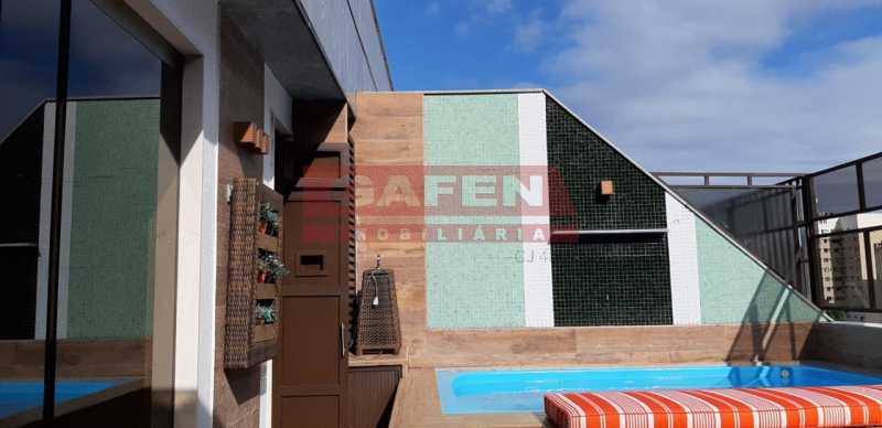WhatsApp Image 2019-04-10 at 1 - Maravilhosa cobetura duplex em Copacabana. - GACO40025 - 22