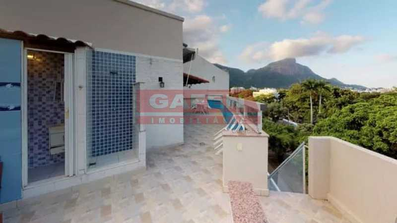 b531da90-06bc-447f-a3fe-cca511 - EXCELENTE COBERTURA TRIPLEX NA GÁVEA !!!!!!! - GACO30026 - 1