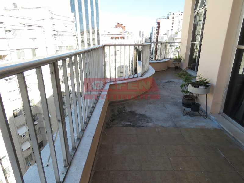 IMG_0026 - EXCELENTE COBERTURA DUPLEX NA AVENIDA NOSSA SENHORA DE COPACABANA NO POSTO 6 DE COPACABANA !!!! - GACO40028 - 18
