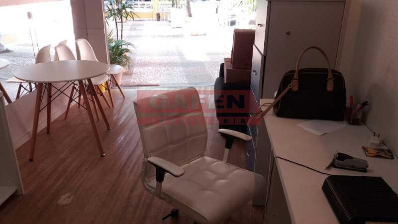WhatsApp Image 2019-07-26 at 1 - Loja sala na Barra da Tijuca. Duplex. - GALJ00015 - 1
