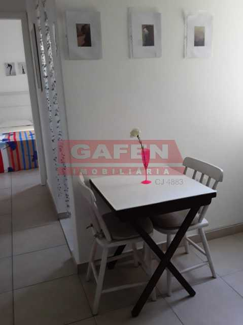 Santa-Clara 5. - Apartamento Copacabana,Rio de Janeiro,RJ Para Alugar,1 Quarto,41m² - GAAP10263 - 6