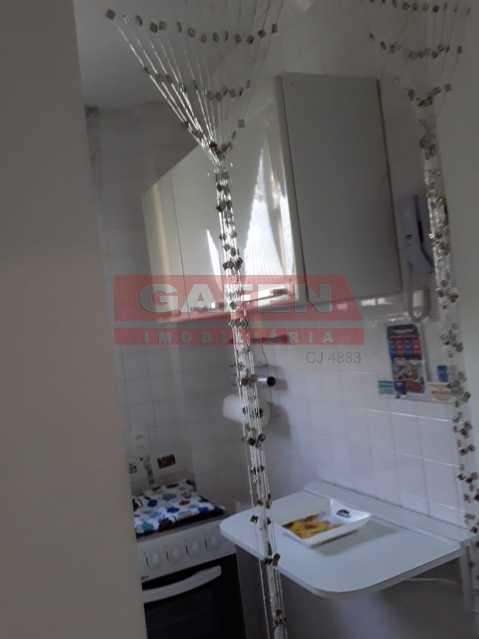 Santa-Clara 8. - Apartamento Copacabana,Rio de Janeiro,RJ Para Alugar,1 Quarto,41m² - GAAP10263 - 9