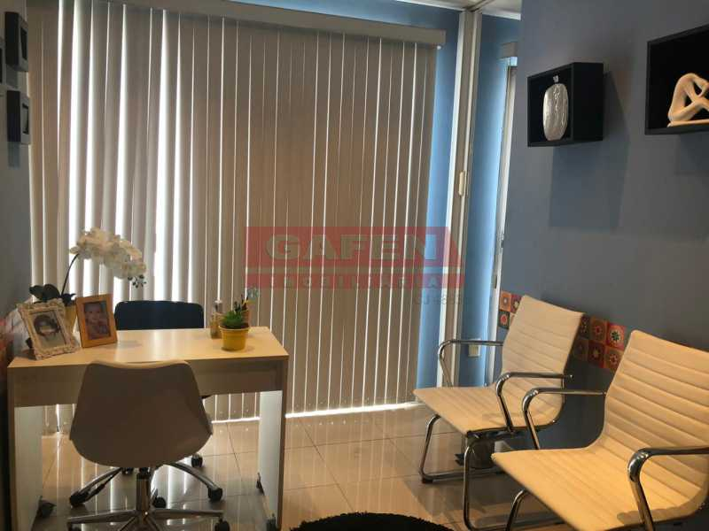 WhatsApp Image 2019-11-23 at 1 - Excelente sala na Barra da Tijuca. Com vaga. Com área externa. - GASL00021 - 7