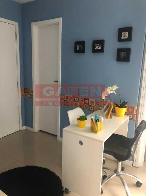 WhatsApp Image 2019-11-23 at 1 - Excelente sala na Barra da Tijuca. Com vaga. Com área externa. - GASL00021 - 11